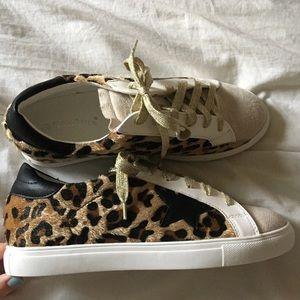 NEW! Leopard Sneakers